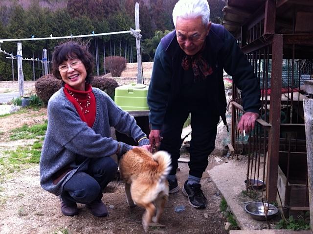 木曽オジイ典犬
