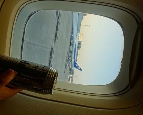 12 帰りはちゃんと早めに到着 さぁ、沖縄へ!
