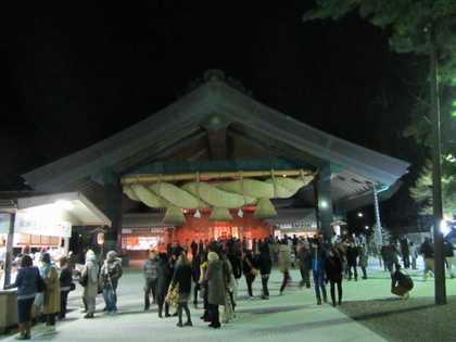 神楽殿 3