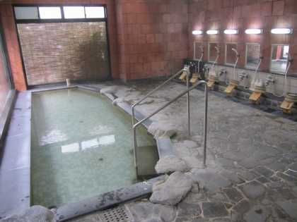 夢月 大浴場