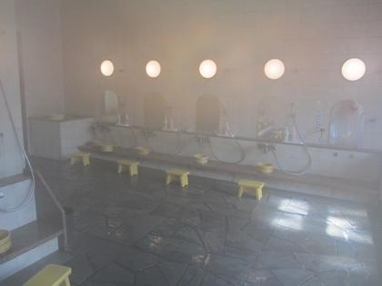 渓泉 6 風呂