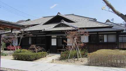 旧 堀切邸 母屋 1