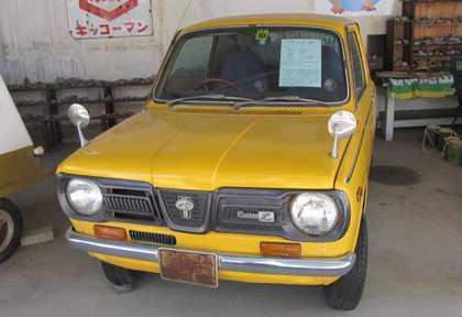 スバルR2 1972
