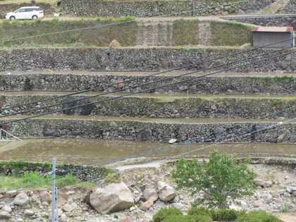 石積の棚田 2