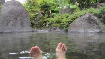 露天風呂 2