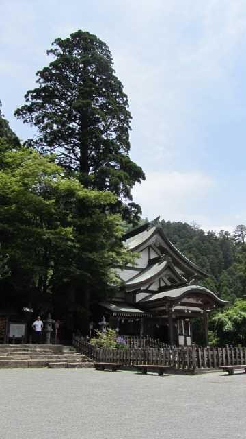 英彦山神宮 1