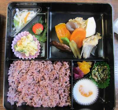 昼定食(煮魚)