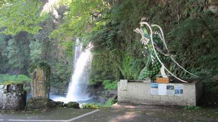 慈恩の滝 4