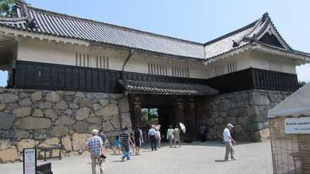 松本城 大手門