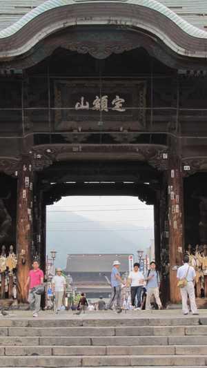 仁王門 3