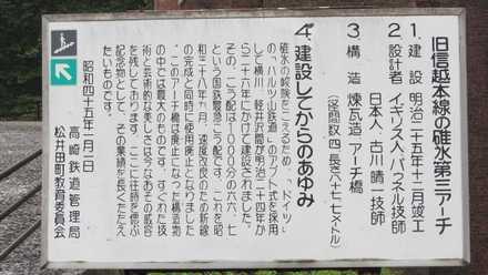 めがね橋 2