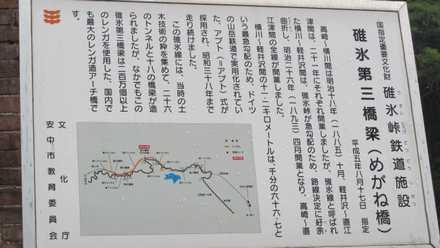 めがね橋 3