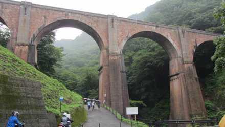 めがね橋 4