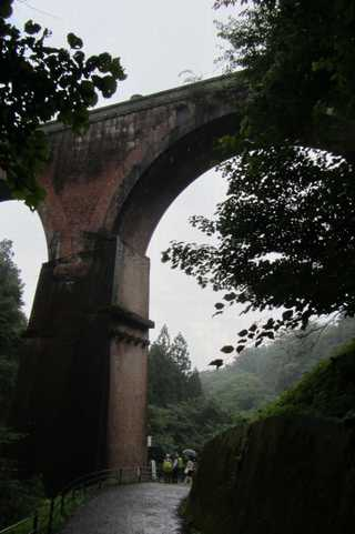めがね橋 7