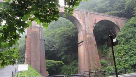 めがね橋 8