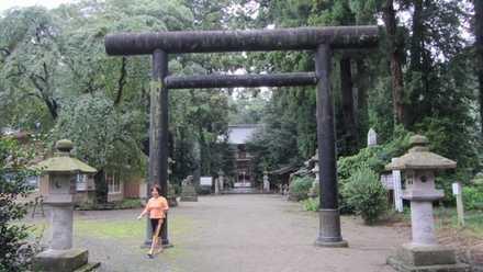 那須神社 1