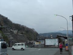 駿河小山駅セルフ撮影