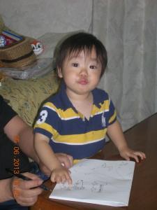 DSCN5618大我1歳9ヶ月