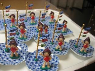 五月人形10組