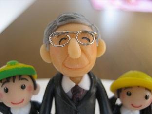 校長先生人形2