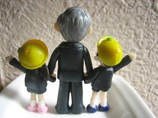 校長先生人形3