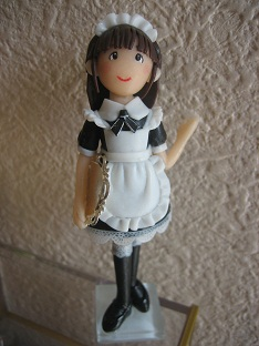 メイド人形