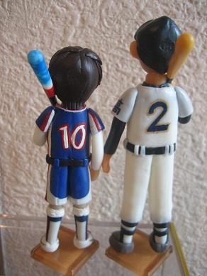 野球&ソフト人形2