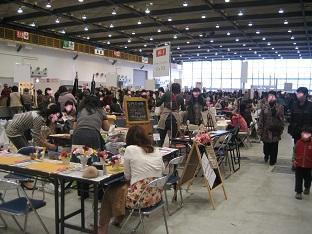 手作り市場2010
