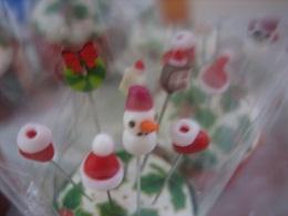 クリスマスまち針2010の2