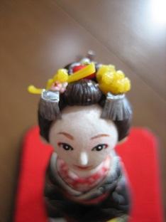 舞妓人形2