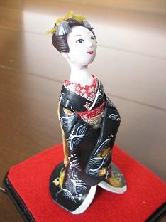 舞妓人形5