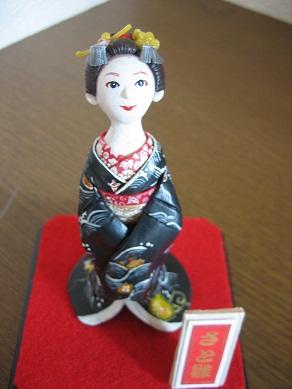 舞妓人形14