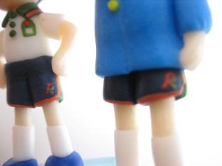 園制服&体操服姉弟3