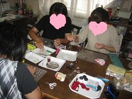 ねんど教室2011.8.24