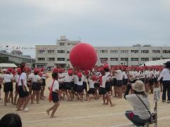 2011小学校運動会2