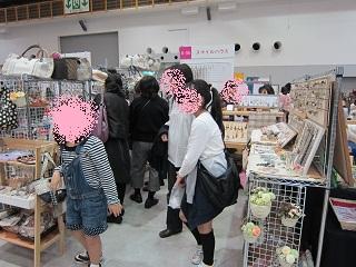 手作り市場2011-3
