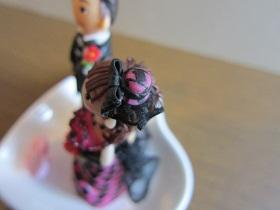 ピンク千鳥格子4