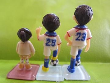 サッカー3きょうだい2