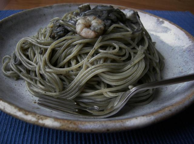 スパゲッティ・ネーロ