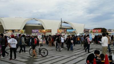 東京ラーメンショー2014風景
