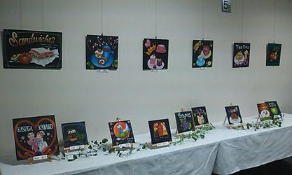 2011年1月瀬戸中日作品展