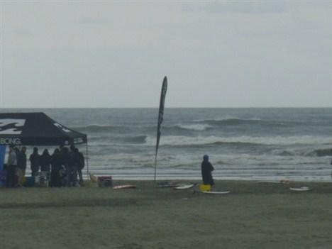 サーフィン千葉北九十九里無料波情報/本須賀