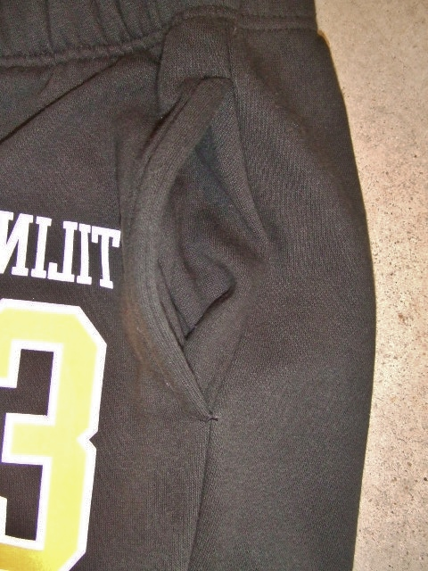 MDY 93TILINFINITY SWEAT PANTS BLACK PT