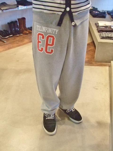 MDY 93TILINFINITY SWEAT PANTS ST