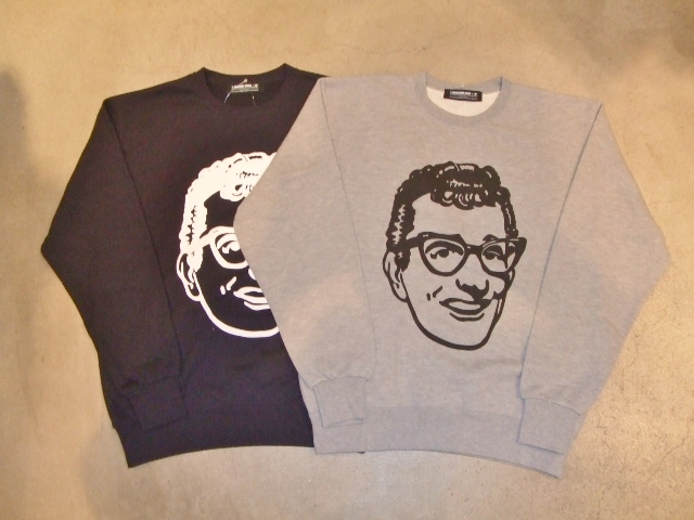 MDY DJTAGO CREW NECK SWEAT SHIRT