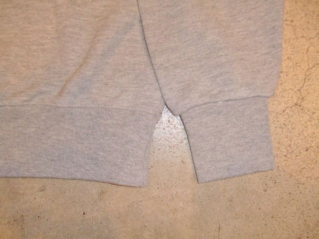 MDY DJTAGO CREW NECK SWEAT SHIRT GRAY RB