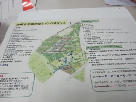 信大キャンパス