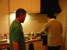本日の三行日記-お料理