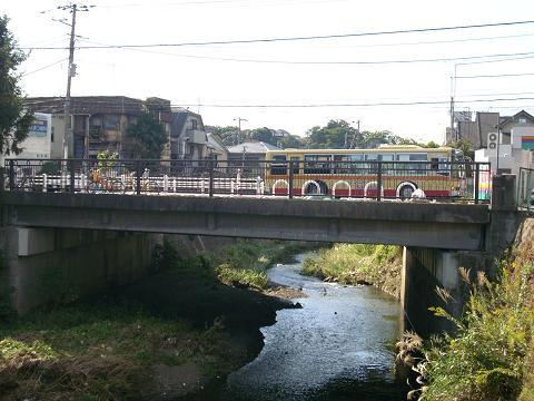 大岡川の与七橋A