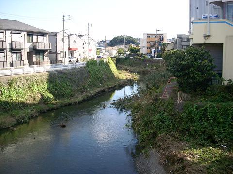 大岡川の与七橋E